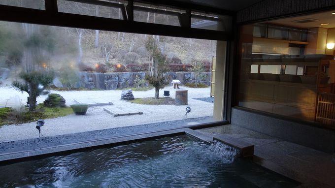 日本一のラジウム放射能含有量を誇る癒しのお湯は肌触りも最高