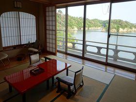 日本三景「松島」で最高評価!岬の先端に建つ一軒宿「松庵」|宮城県|トラベルjp<たびねす>
