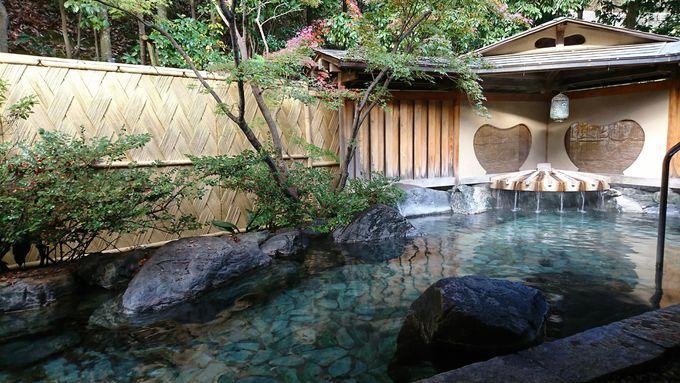 歴史ある伊東温泉を100パーセント源泉かけ流し