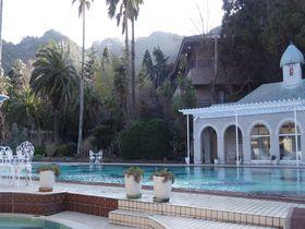 伊豆下田「清流荘」は純和風高級旅館なのに南国リゾート気分!|静岡県|トラベルjp<たびねす>