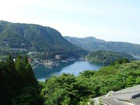 箱根神社へ徒歩5分!芦ノ湖の絶景とモダン懐石の宿「和心亭豊月」|神奈川県|トラベルjp<たびねす>