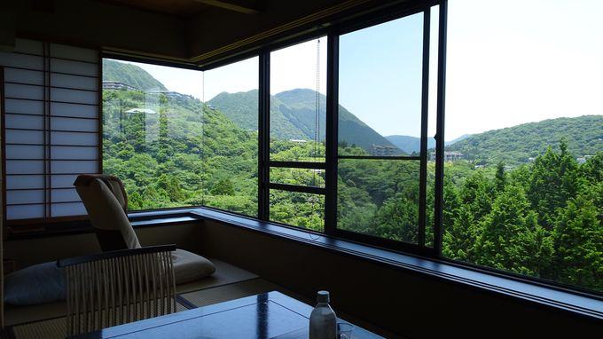 2.箱根芦ノ湖温泉 和心亭 豊月
