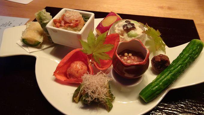 ミシェラン2つ星の日本料理の名店の味を旅館で味わえる幸せ