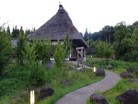 昔懐かしい里山の風景とデザイナーズ旅館の融合「角舘山荘 侘桜」