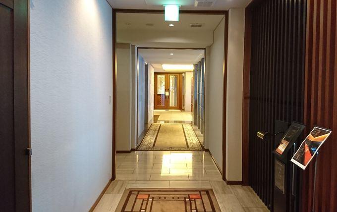 ホテルの顔「アクアテラス」から憧れの「PREMIUM棟」へ