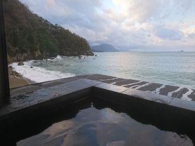 日本海の幸に恵まれた若狭を満喫!「海香の宿 波華楼」で上質な滞在を