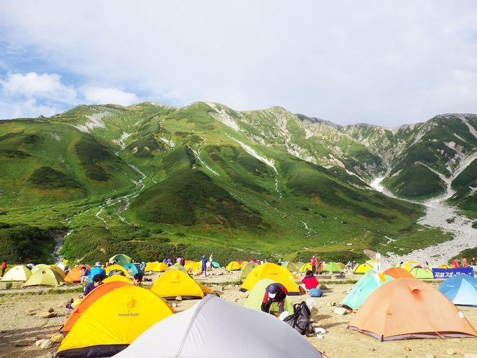 トレッキングや登山!色々なコースで立山を満喫しよう!