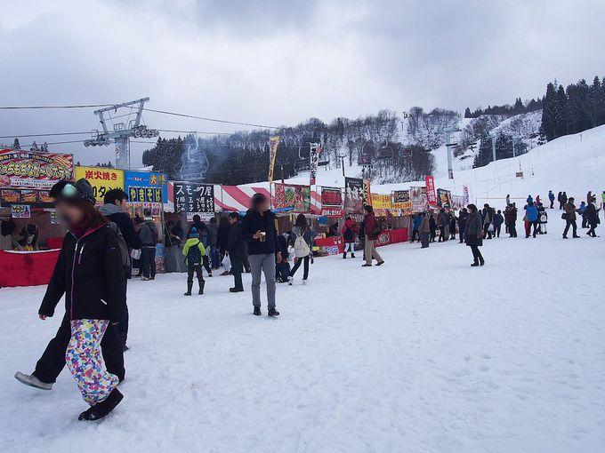 スノーボードジャンプ大会SNOW WAVE!とことん雪を楽しんじゃおう!