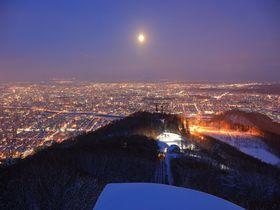 札幌観光・デートで外せない!夜景のプロが認める夜景4選