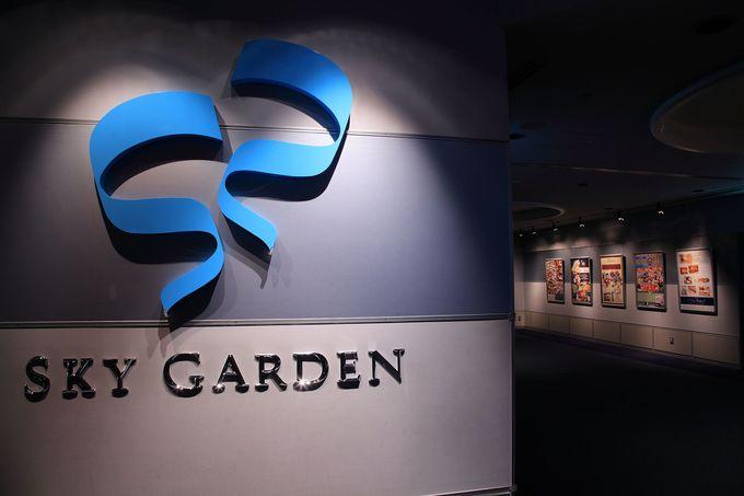 横浜ランドマークタワー展望台「スカイガーデン」とは?