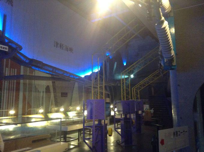 多くの困難を乗り越えた、青函トンネルの歴史がここに!