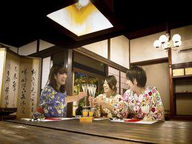 新潟・岩室温泉「ゆもとや×灯りの食邸KOKAJIYAプラン」女子旅・カップルでとことん楽しむ|新潟県|トラベルjp<たびねす>