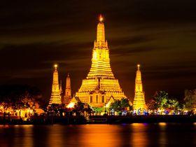 三大寺院だけじゃない!バンコクで絶対行きたい寺院10選