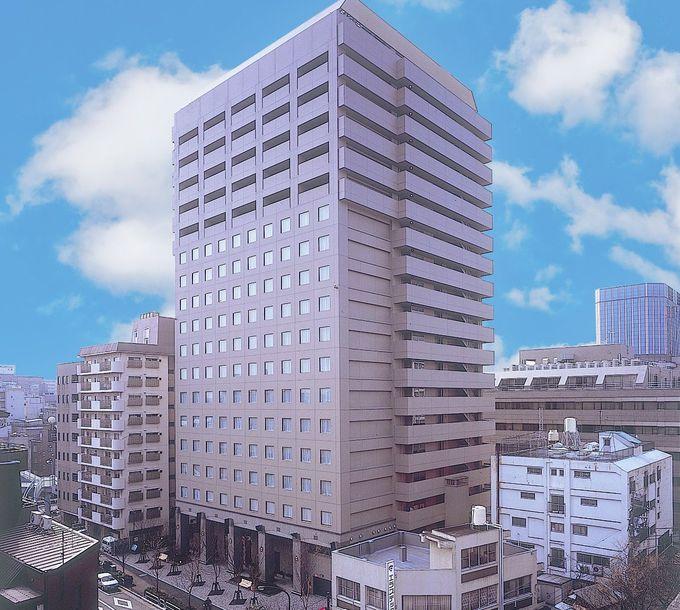 羽田空港国内線・国際線から無料シャトルバス運行!