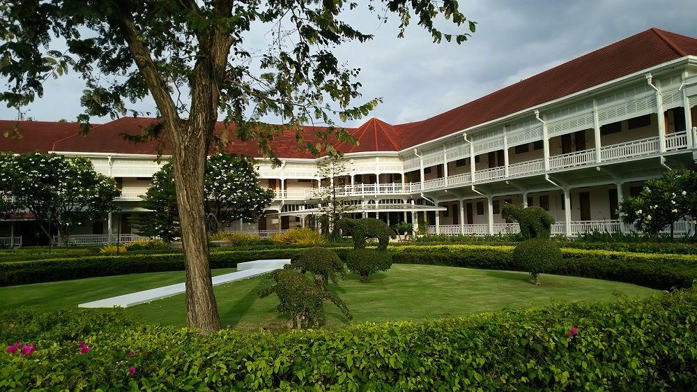 タイで唯一!王様が造ったリゾートホテル「センタラグランドビーチリゾート&ヴィラズ ホアヒン」