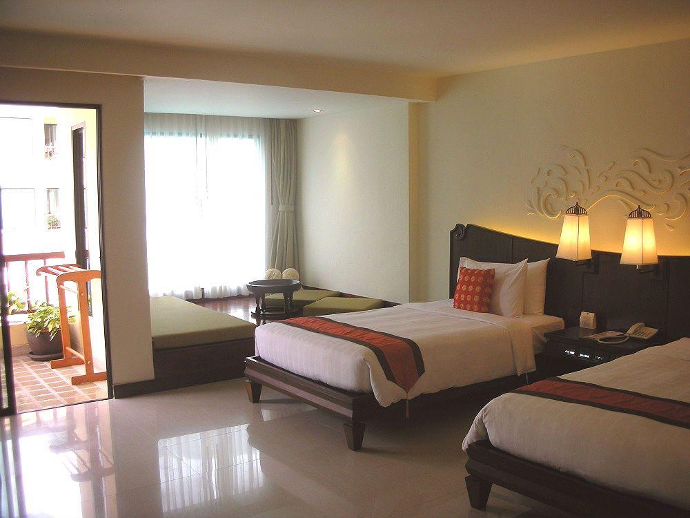 五つ星ホテル・パトンパラゴンは高級感・客室レベル共にプーケット最強コスパ!