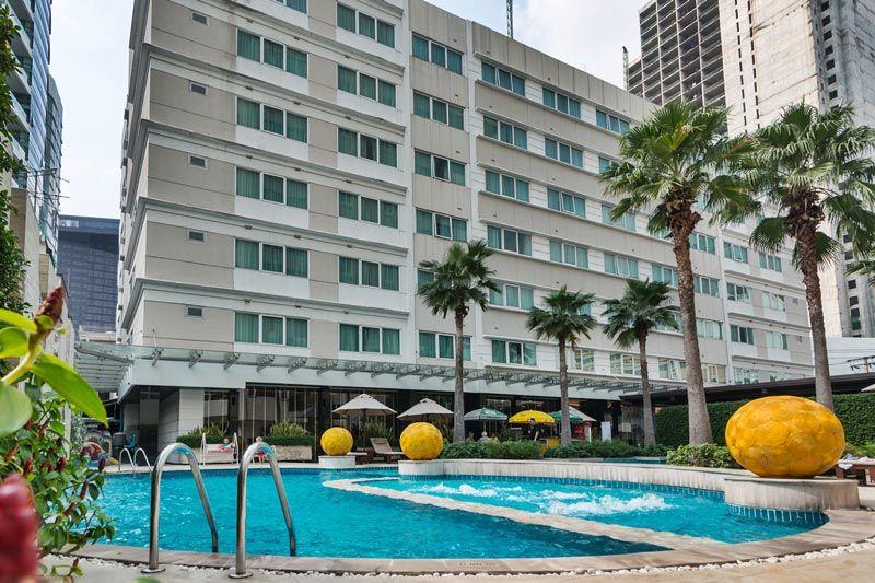 バンコクのサービスアパートは安くて快適!レガシースイーツで暮らすような滞在を