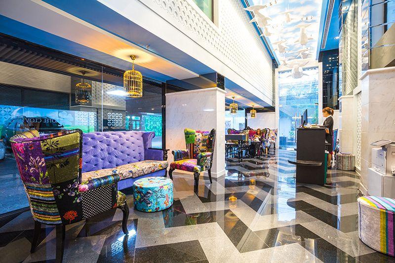 立地最高のバンコク最新ホテルは安いのにおしゃれ!ホテルクローバーアソークの優しいサービス