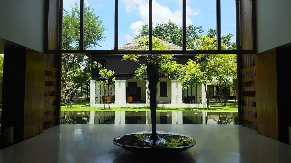 伝統とアートが融合!タイ・アナンタラチェンマイリゾート&スパの芸術的空間に酔う