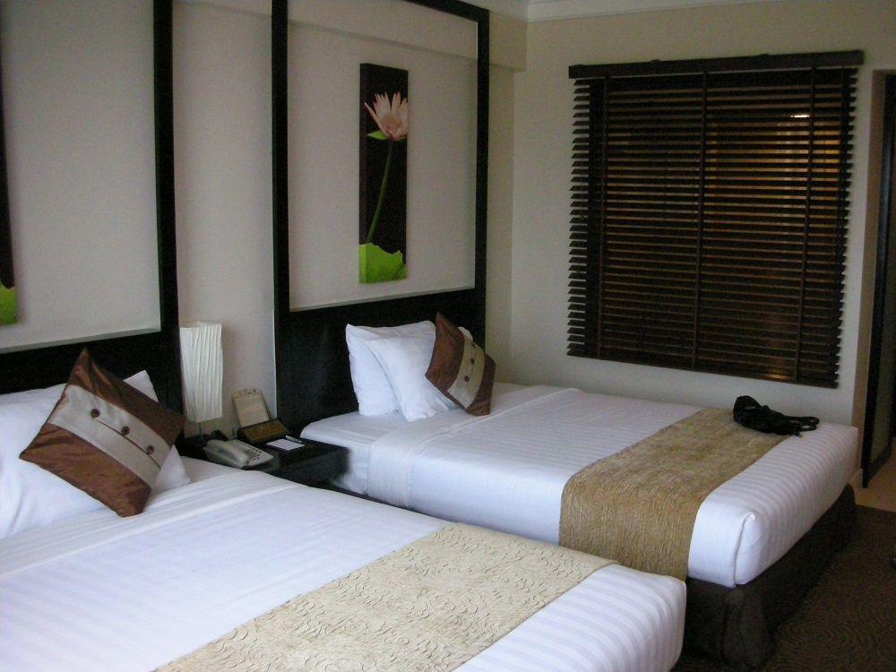 世界的ホテルチェーンなのに1人3000円台!ラマダプラザバンコクリバーサイド