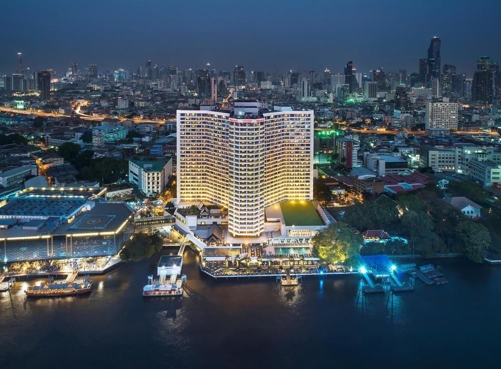 バンコク・絶景リバーサイドホテルの老舗「ロイヤルオーキットシェラトン」の魅力