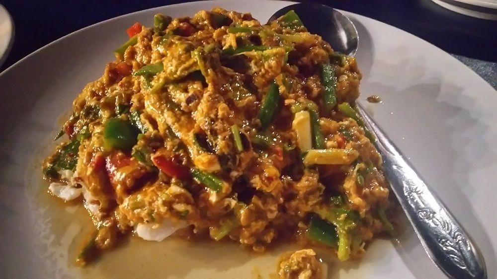 海老・蟹料理が安いから、これでもかと食べてしまえ!