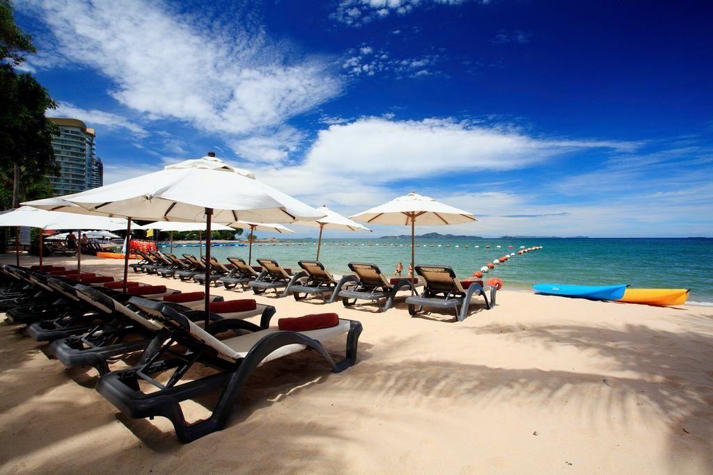 プライベートビーチあり!マリンアクティビティやビーチでの買い食いも楽しい!
