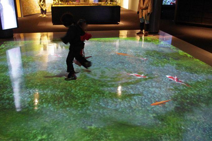 """熊本城そばの歴史文化体験施設""""湧々座""""でなりきり&おもしろ体験"""