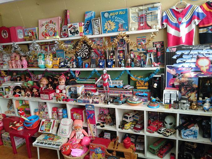 リアル「昭和の商店街」