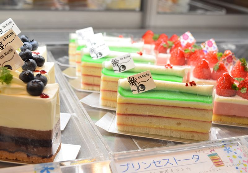 全てが上質な空間「札幌東武ホテル」でお姫様のケーキを味わう!