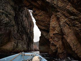 海のジェットコースター!? 岩手「北山崎サッパ船アドベンチャー」|岩手県|トラベルjp<たびねす>