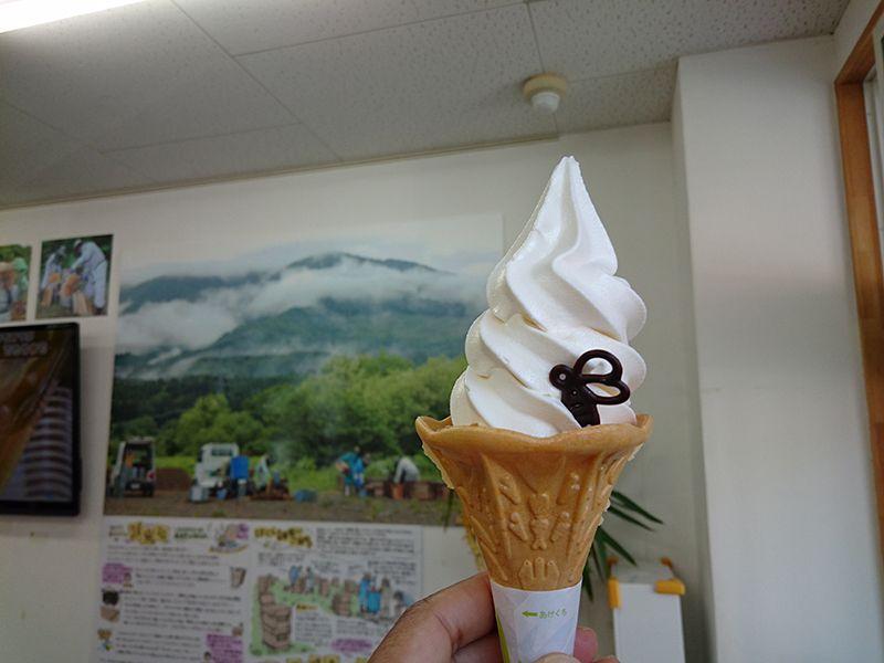 秋田に行ったら絶対食べたい名物ソフトクリーム&かき氷3選