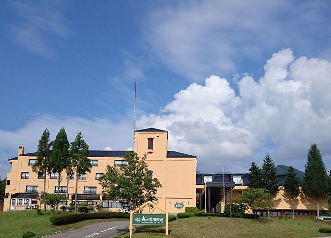 秋田・田沢湖周辺観光の拠点におすすめ!「ホテル森の風 田沢湖」と「ペンションサウンズグッド!」