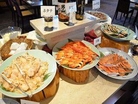 三陸の美味が食べ放題!岩手・宮古「浄土ヶ浜パークホテル」のビュフェは山海の幸の宝庫|岩手県|トラベルjp<たびねす>