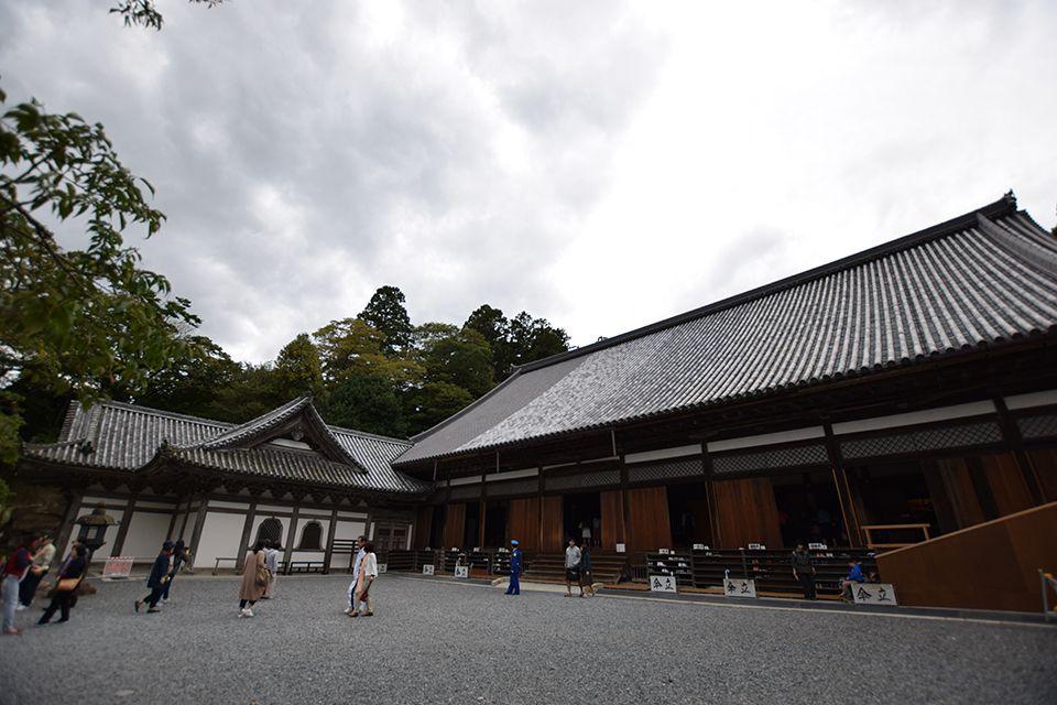 伊達政宗が再興した「瑞巌寺」