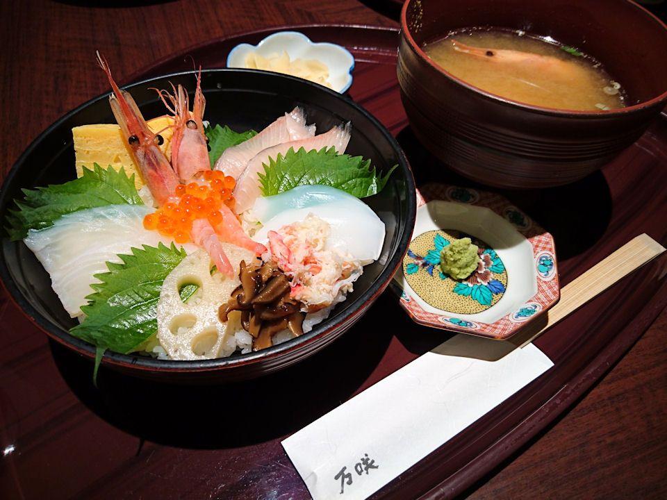 キトキトの日本海の幸を堪能!