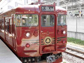 長野県「しなの鉄道・ろくもん」赤備えのレストラン列車で真田丸と絶品ランチを満喫!|長野県|トラベルjp<たびねす>