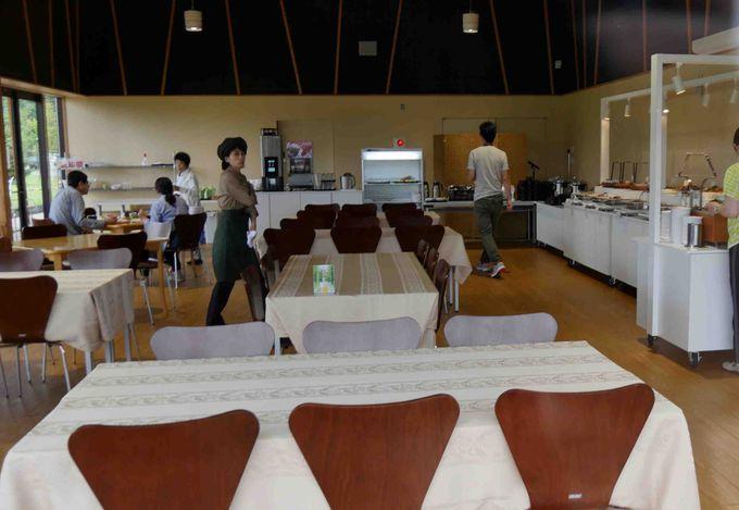 軽井沢の霧下野菜をこの場で味わってみよう!バイキングレストラン「大地の恵み」で堪能できる!
