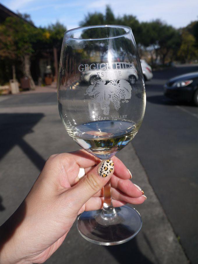 ワイナリーツアーで様々なワインを試飲!