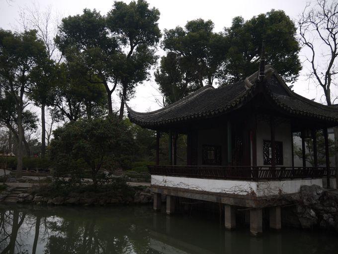 1.拙政園(ジュオジョンユエン)