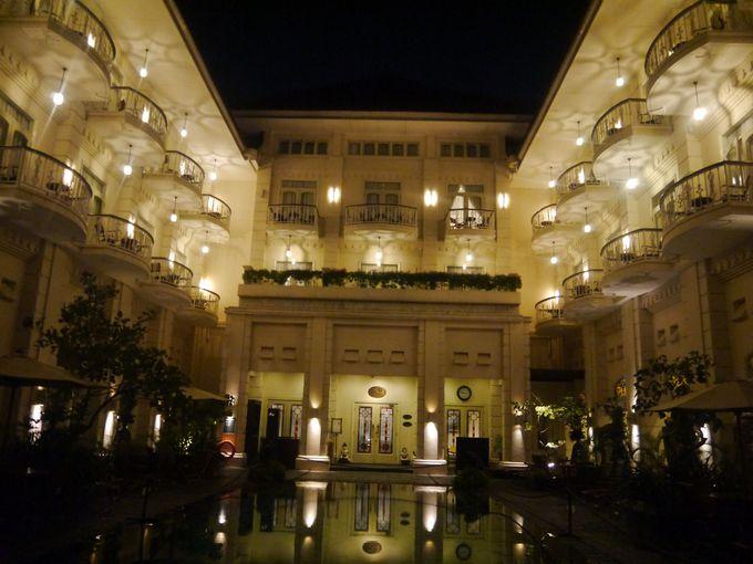 植民地時代から約100年!歴史を共に歩んできたホテル