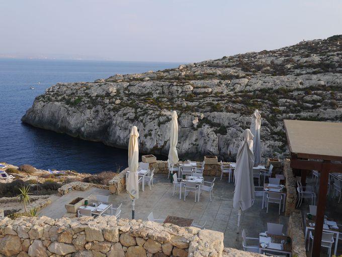 地中海を独り占め!プライベートビーチにある「Kantra Beach Club」