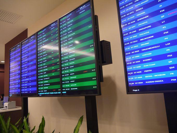 空港からのアクセス抜群!空港利用者に便利なサービスがいっぱい
