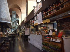 駅ナカで便利!美味しいが詰まったローマテルミニ駅「メルカート・チェントラーレ・ローマ」
