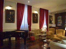 元貴族の邸宅に泊まる!フィレンツェ「ホテル・エグゼクティブ」