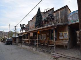 西部劇の世界へ!古き良きアメリカを感じるルート66の街「オートマン」