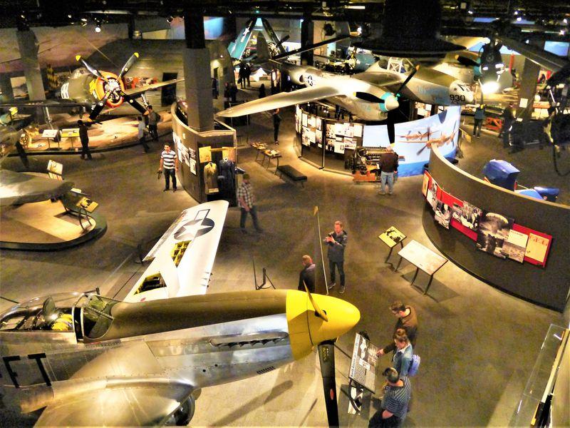 飛行機ファン集まれ!ドキドキワクワクのシアトル航空博物館
