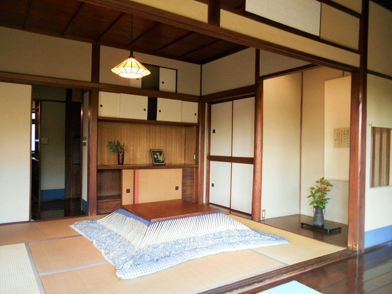 生活棟で一番豪華な部屋は「客間」ではなく、一家団欒の場として使われた「茶の間」だった!
