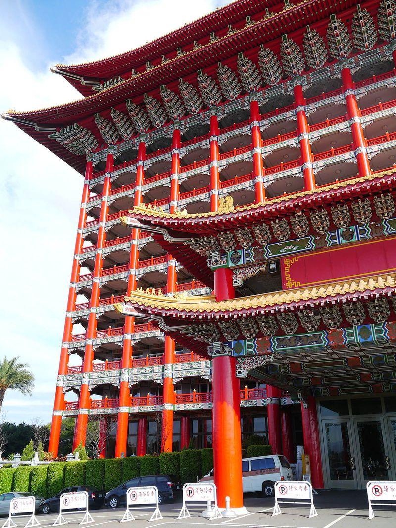「台北圓山大飯店」は誰もがびっくり!極上のホテルで絶景を楽しむ