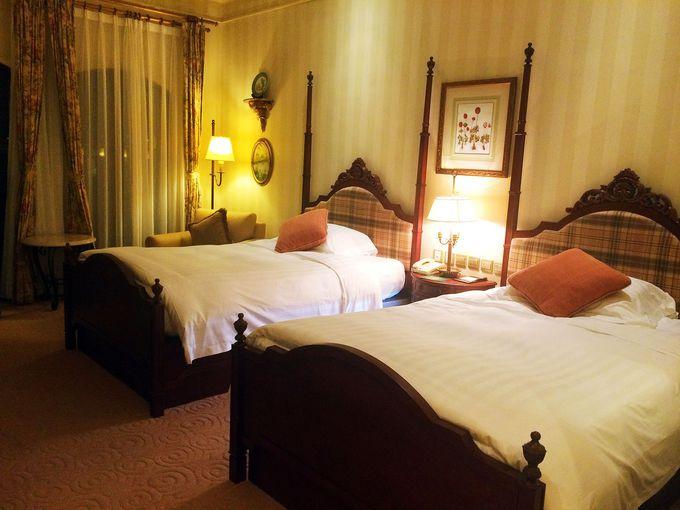 ロマンティックな部屋